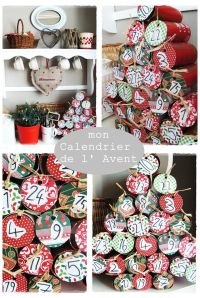 Advent calendar craft