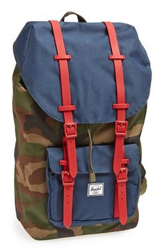 9756e0db49d2 Herschel Supply Co.  Little America  Backpack available at  Nordstrom Herschel  Backpack