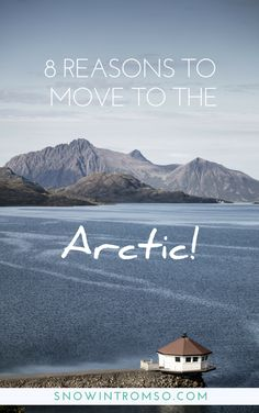 Click through to find out why you should move to the Arctic! Norway Travel, Alaska Travel, Canada Travel, Visit Alaska, Visit Canada, Visit Sweden, Visit Norway, Lofoten, Stockholm Winter