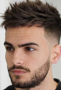Are you searching for the most popular men's hairstyles? See this collection… Are you searching for the most popular men's hairstyles? See this collection and get inspired by these fantastic men's hairstyle and haircuts to create in year Popular Mens Hairstyles, Cool Hairstyles For Men, Popular Haircuts, Hairstyles Haircuts, Haircuts For Men, Short Hairstyles For Men, Braid Hairstyles, Vintage Hairstyles, Short Hair Hairstyle Men