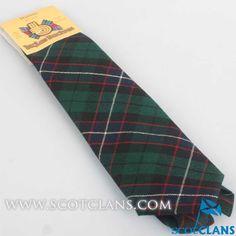 Hunter Tartan Tie