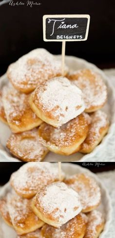 Tradition New Orleans Style Beignets