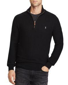 Polo Ralph Lauren Half-Zip Sweater