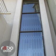 Robo Door offers a wide range of burglar bars for windows.