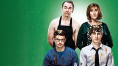 Sitcom from Robert Popper about the gloriously idiosyncratic Goodman family. Starring Simon Bird, Tamsin Greig, Paul Ritter, Tom Rosenthal and guest star Mark Heap.
