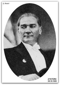 Atatürk 29.10.1928