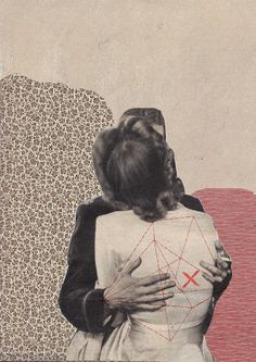 "Rhed Fawell - ""Thread and Bound"" - Collage 2014"