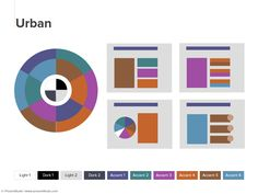 41 best powerpoint 2010 color themes images on pinterest color