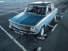 Car Porn: 1973 BMW 1602. YESSSSSS.