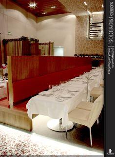 1000 images about nuestros proyectos para restaurantes for Muebles para bares y restaurantes