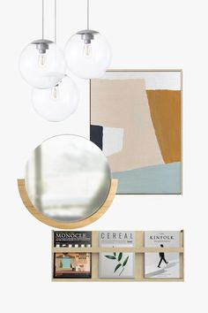 We pick apart some interior design styles to teach you how to differentiate between all of them, and to help you find one that's a better fit for you. Industrial House, Concrete Wall, Scandinavian Home, Design Firms, Home Decor Items, White Walls, Contemporary Furniture, Interior Design Living Room, Interior Styling
