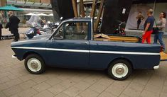 Daf 750 Pickup