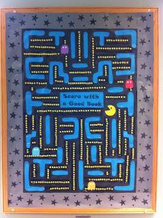 PacMan Bulletin Board