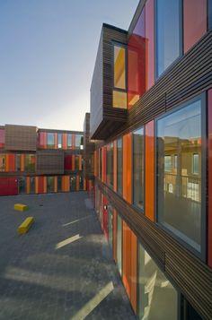 the 4th Gymnasium / HVDN, the Netherlands