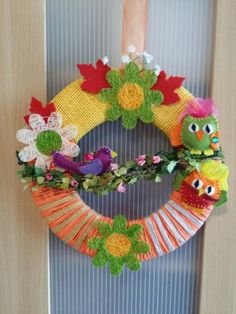 Türkranz Grapevine Wreath, 4th Of July Wreath, Grape Vines, Wreaths, Home Decor, Door Wreaths, Deco Mesh Wreaths, Interior Design, Home Interior Design