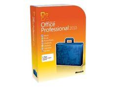 Microsoft Office Professional 2010 $483.99