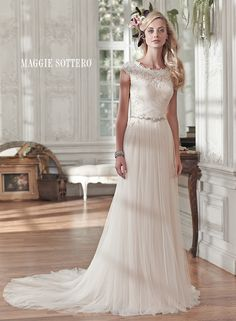 Large View of the Patience Marie Bridal Gown
