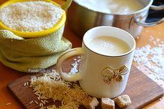 Рисовое молоко — рецепт с пошаговыми фотографиями на Foodclub.ru