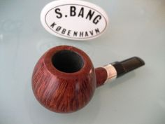 Danish Estate S.Bang Pipe Apple Grade A  *København*