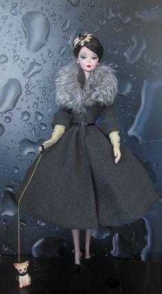 Silkstone Barbie Love londonner's style