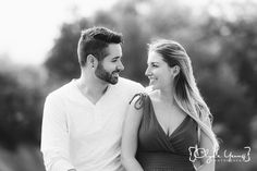 Halibut Point State Park Engagement Session BW