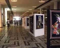 Conjunto nacional paulista galeria de arte.
