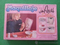 Maquillaje de la señorita Pepis