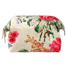 Bloomsbury Bouquet Frame Cosmetic Bag  |  Cath Kidston  |