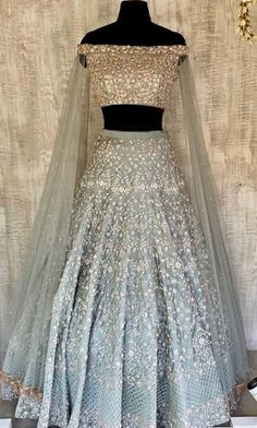 A-Line Wedding Dresses Collections Overview 36 Gorgeou… Indian Wedding Gowns, Desi Wedding Dresses, Indian Gowns Dresses, Indian Bridal Outfits, Indian Fashion Dresses, Pakistani Bridal Dresses, Dress Indian Style, Indian Designer Outfits, Designer Bridal Lehenga