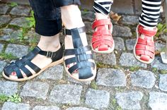 KAVAT Shoes, Mother + Daughter Style