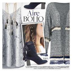 """""""Boho Style"""" by pokadoll ❤ liked on Polyvore featuring Chloé, polyvoreeditorial and polyvoreset"""