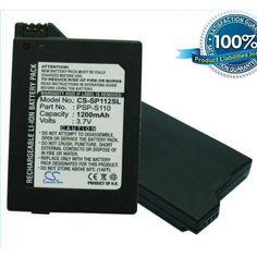 1200mAh PSP-S110 Battery SONY PlayStation Silm, PSP-3000, PSP-3004 | Great Gadget Mart