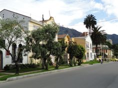 Teusaquillo is the 13th locality of Bogotá, capital of Colombia. It is located in the geographic center of the city, to the northwest of downtown.     Teusaquillois an urbanized locality with several green zones in its parks, avenues, and the campus of the