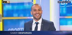 Saber Desfarges (sports journalist)