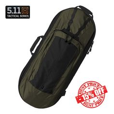 15% off black 5.11 COVRT M4 Shorty Rifle Bag! Was £90.00, Now £76.50. Save £13.50! For a limited time only. Made of durable 500D Nylon, 5.11 COVRT M4 Shorty is compact and easy to carry and comes with a unique 5.11 Roll-down Assault Compartment, thick internal padding, padded muzzle cup, integrated weapon retention straps and ambidextrous shoulder strap. Find out more at Military 1st online store. Free UK delivery and returns! Competitive overseas shipping rates.