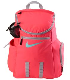 Nike Swimmer's Backpack II at SwimOutlet.com - Free Shipping Swimming Coach, Swim Shop, Swimsuits, Backpacks, Nike, Bags, Shopping, Free Shipping, Handbags