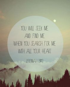 this has been the verse God brings me to almost every day for the last 2 months now. Runnin deeper in that secret place.
