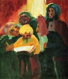 Emil Nolde , via Flickr