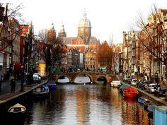 Viagens,Holanda