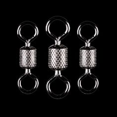 WALK FISH Fishing Swivels Ball Bearing Swivel With Safety Snap Solid Rings Rolling Swivel for Carp Fishing Accessories - Coupon top