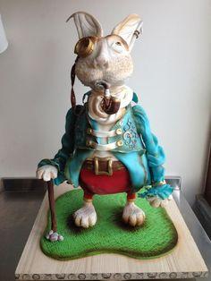 Mr. Simmons 3D Cake - Cake by 2cute2biteMe