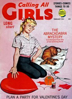 The Long and Short of it All: A Dachshund Dog News Magazine: The Vintage February Dachshund