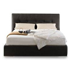 Swami Upholstered Platform Bed