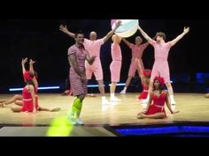 Celebrities & Pros Group Dance (Strictly Come Dancing Live) - YouTube