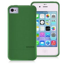 Green Chromatic iPhone 4 4S Case Collection by Geex #geex #chromatic #case #smartphone #accessories