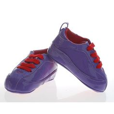 Baby Girls Purple TRUMPETTE Soft Sole Infant « Shoe Adds for your Closet