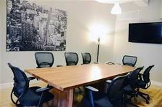 Image result for size of small brainstorming room