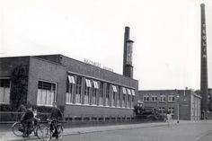 Wagemakers Lakfabriek. Generaal Maczekstraat 1961 breda