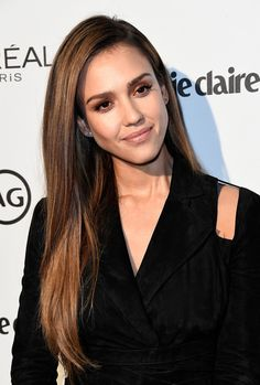 Jessica Alba Photos Photos - Jessica Alba attends Marie Claire's Image Maker Awards 2017 at Catch LA on January 10, 2017 in West Hollywood, California. - Marie Claire's Image Maker Awards 2017 - Arrivals