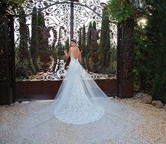abito da sposa Berta 2015